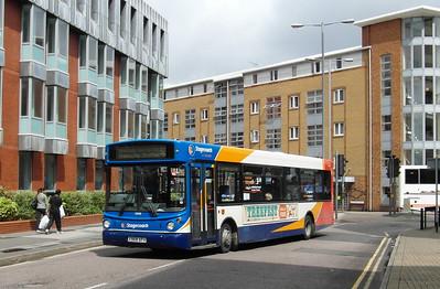 33968 - X968AFH - Swindon (Milford St) - 16.8.13