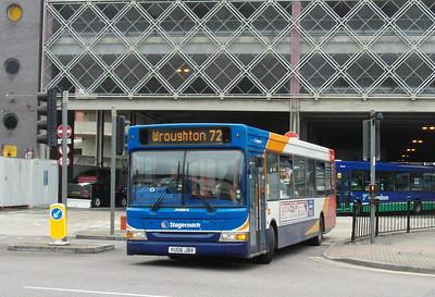 34884 - VU06JBX - Swindon (bus station) - 16.8.13