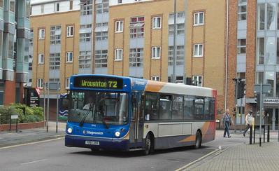 33955 - V955DDG - Swindon (Milford St) - 16.8.13