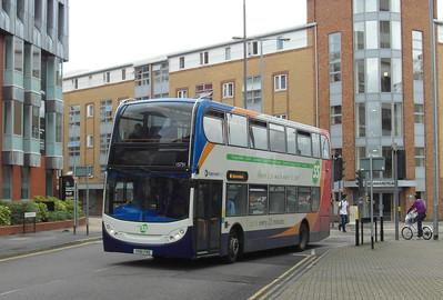 15731 - VX61FKE - Swindon (Milford St) - 16.8.13