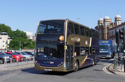 15767 - VX61FJZ - Oxford (Worcester St) - 27.8.13