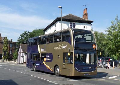 15768 - VX61FKA - Oxford (Park End St) - 27.8.13