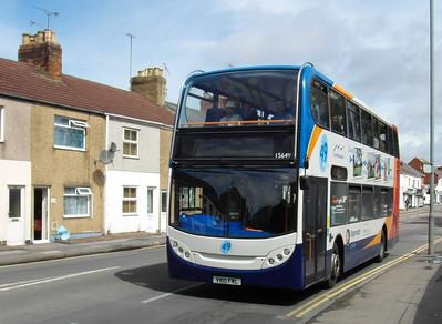 15649 - VX10FRL - Swindon (Manchester Road) - 16.8.13