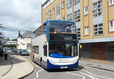 15737 - VX61FKL - Swindon (Wellington St) - 16.8.13