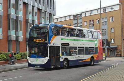 15735 - VX61FKJ - Swindon (Milford St) - 16.8.13