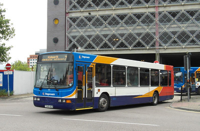 21133 - T549AUA - Swindon (bus station) - 16.8.13