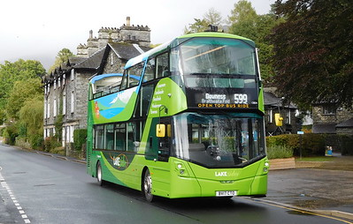 13804 - BV17CTO - Grasmere (Dove Cottage)