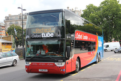 Stagecoach Oxford 50282 Marble Arch London Aug 17