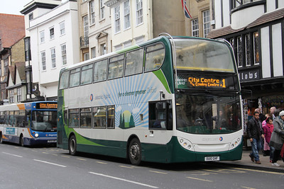 Stagecoach Oxford 12015 High St Oxford Dec 11