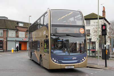 Stagecoach Oxford 15617 Worcester Rd Oxford Dec 11