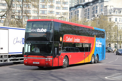 Stagecoach Oxford 50209 Hyde Park Corner LOndon Apr 14