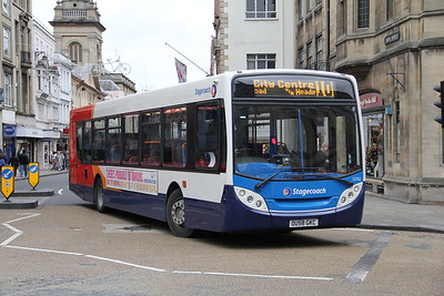 Stagecoach Oxford 22762 High St Oxford Dec 11