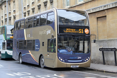 Stagecoach Oxford 15620 Magdalene St East Oxford Dec 11
