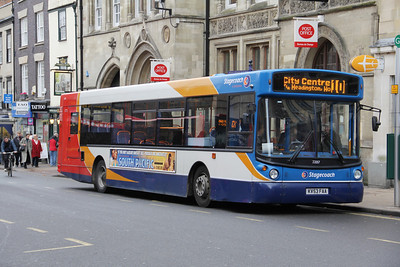 Stagecoach Oxford 22057 St Aldates Oxford Dec 11