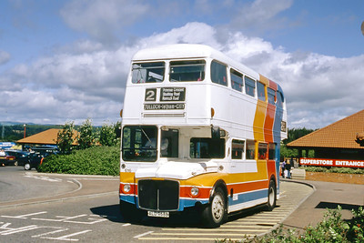 Stagecoach Scotland 616 Wm Low Superstore Perth Jun 93