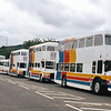 Stagecoach Scotland 085 Line Up Edinburgh Rd Bathgate Aug 91