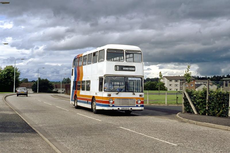 Stagecoach Scotland 113 Bute Drive Perth Jul 91