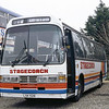Stagecoach Scotland 170 Perth Depot Apr 95