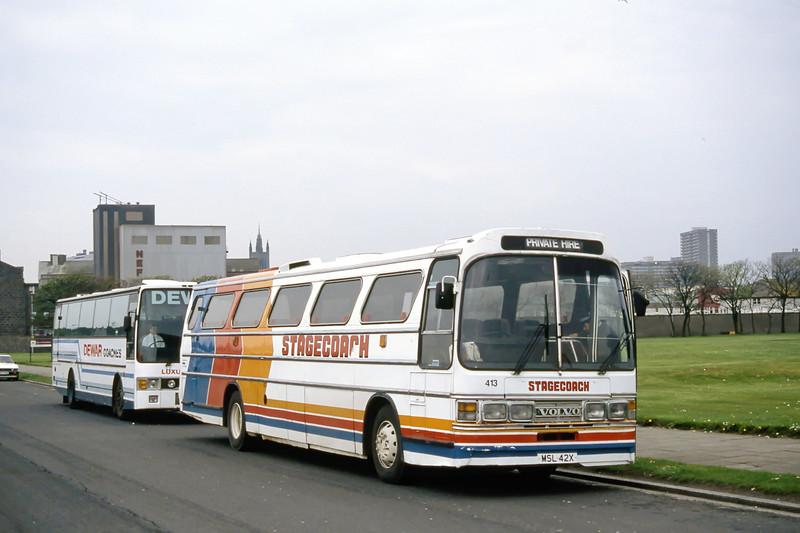 Stagecoach Scotland 413 Linksfield Rd Abdn May 93
