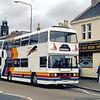 Stagecoach Scotland 020 Edinburgh Rd Bathgate Aug 91