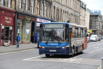 Stagecoach Scotland 20342 Sth Methven St Perth 1 Aug 12