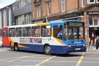 Stagecoach Scotland 20647 South St Perth Aug 12