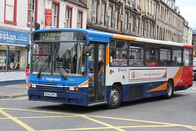 Stagecoach Scotland 20342 Sth Methven St Perth 2 Aug 12