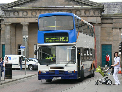 Stagecoach Scotland 13638 IBS 1 Sep 08
