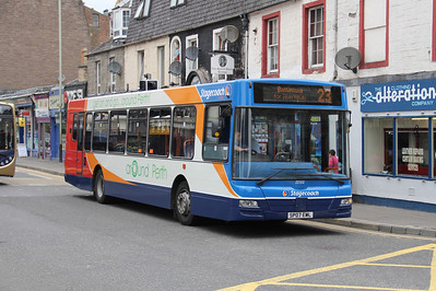 Stagecoach Scotland 22502 County Place Perth Aug 12