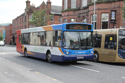 Stagecoach Scotland 22264 Mill St Perth Aug 12