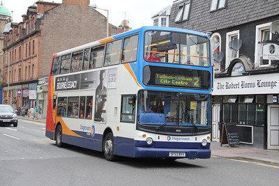 Stagecoach Scotland 18006 County Place Perth Aug 12
