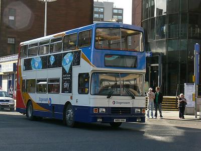 Stagecoach Scotland 16861 Nethergate Dundee Oct 07