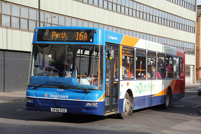 Stagecoach Scotland 22505 Seagate Dundee Feb 12