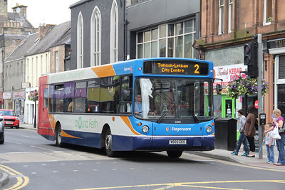 Stagecoach Scotland 22603 South St Perth Aug 12