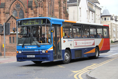 Stagecoach Scotland 20342 Kinnoull St Perth Aug 12