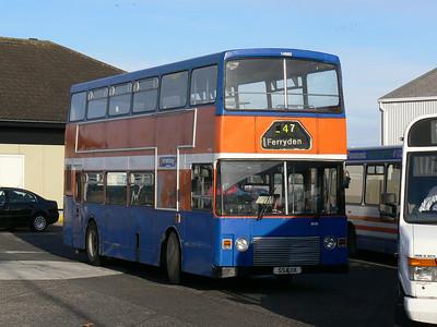 Stagecoach Strathtay 14682 Montrose Stn 2 Oct 07