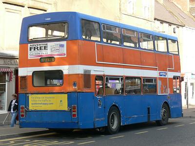 Stagecoach Strathtay 14682 High St Montrose 1 Oct 07