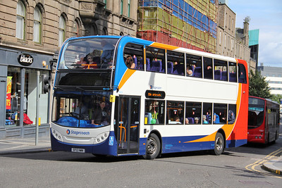 Stagecoach Strathtay 15815 Commercial St Dundee Jul 12
