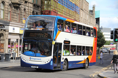 Stagecoach Strathtay 15817 Commercial St Dundee 1 Jul 12