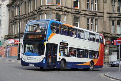 Stagecoach Strathtay 15815 Whitehall St Dundee Jul 12