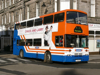 Stagecoach Strathtay 14683 Hume St Montrose Oct 07