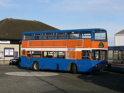 Stagecoach Strathtay 14682 Montrose Stn 1 Oct 07