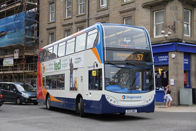 Stagecoach Strathtay 15816 Seagate Dundee 3 Aug 12