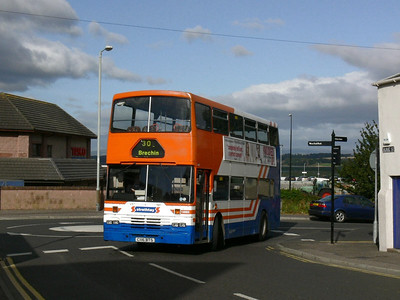 Stagecoach Strathtay 14683 Hume St Montrose 1 Sep 07