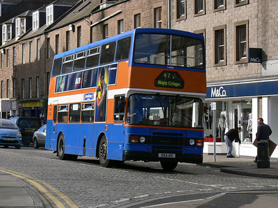 Stagecoach Strathtay 14680 High St Montrose 1 Sep 07