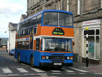 Stagecoach Strathtay 14680 Hume St Montrose Sep 07