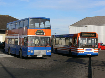 Stagecoach Strathtay 14682_33261 Montrose Stn Oct 07