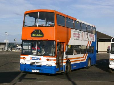Stagecoach Strathtay 14683 Montrose Stn 2 Oct 07