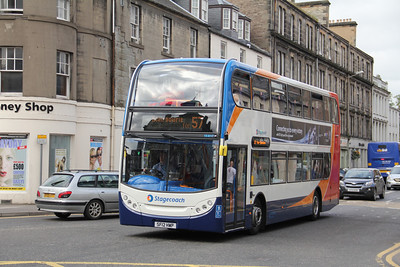 Stagecoach Strathtay 15817 County Perth Perth 2 Aug 12