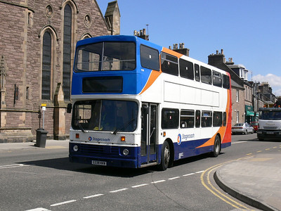 Stagecoach Strathtay 14338 E High St Forfar May 08